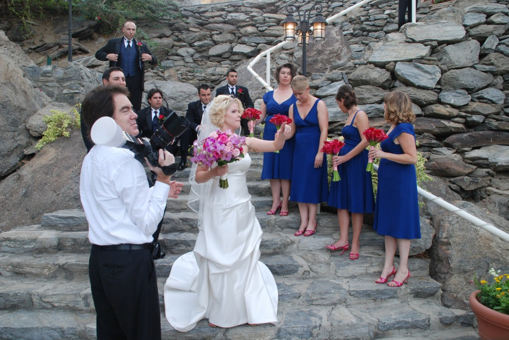 Non Denominational Officiant - Palm Springs & Toronto Weddings
