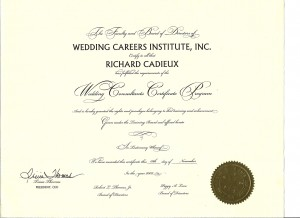 WeddingCareerCertification0001