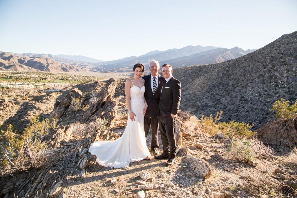 Cahuilla Hills Trio
